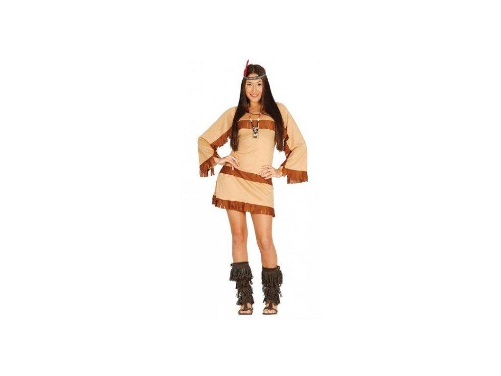 Kostým indiánka vel. L (42-44)