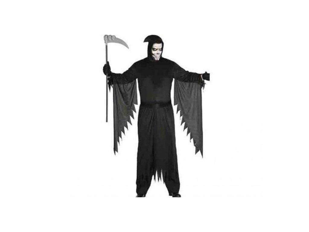 Kostým vrah - Smrťák - Vřískot - vel. M (48-50) - Halloween