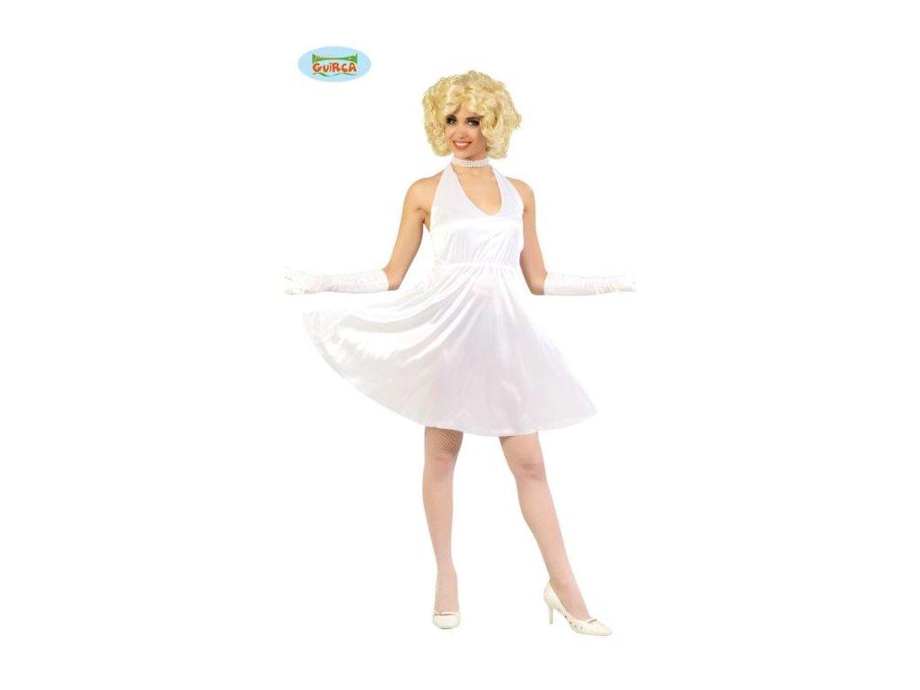 KOSTÝM Marilyn Monroe - vel. M (38-40