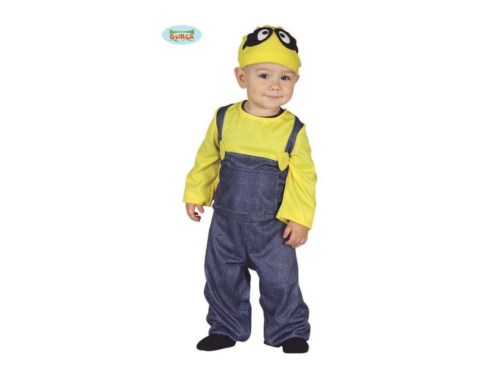 Dětský kostým MIMOŇ vel.12-24 měsíců - unisex