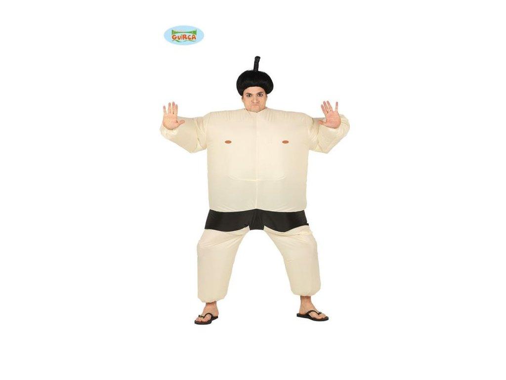 Nafukovací kostým - oblek - SUMO vel.L (52-54) - unisex