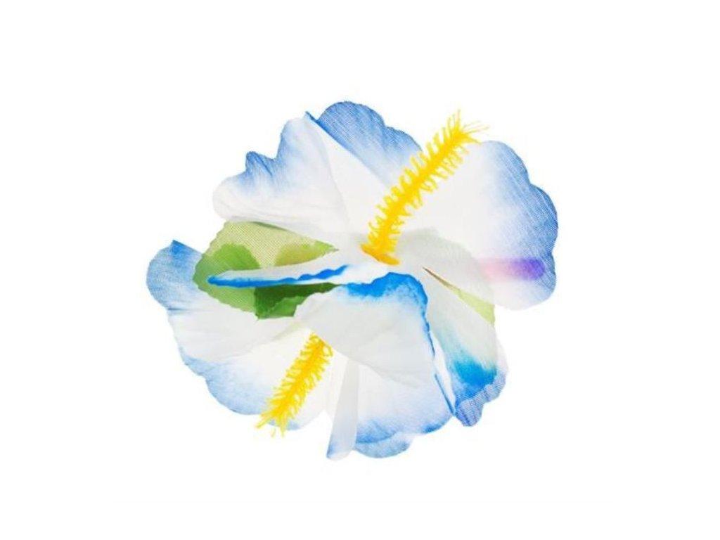 Sponka do vlasů havajská, HAWAII - modrá