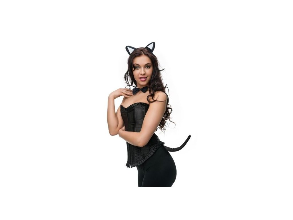Dětská - dospělá sada kočka - unisex