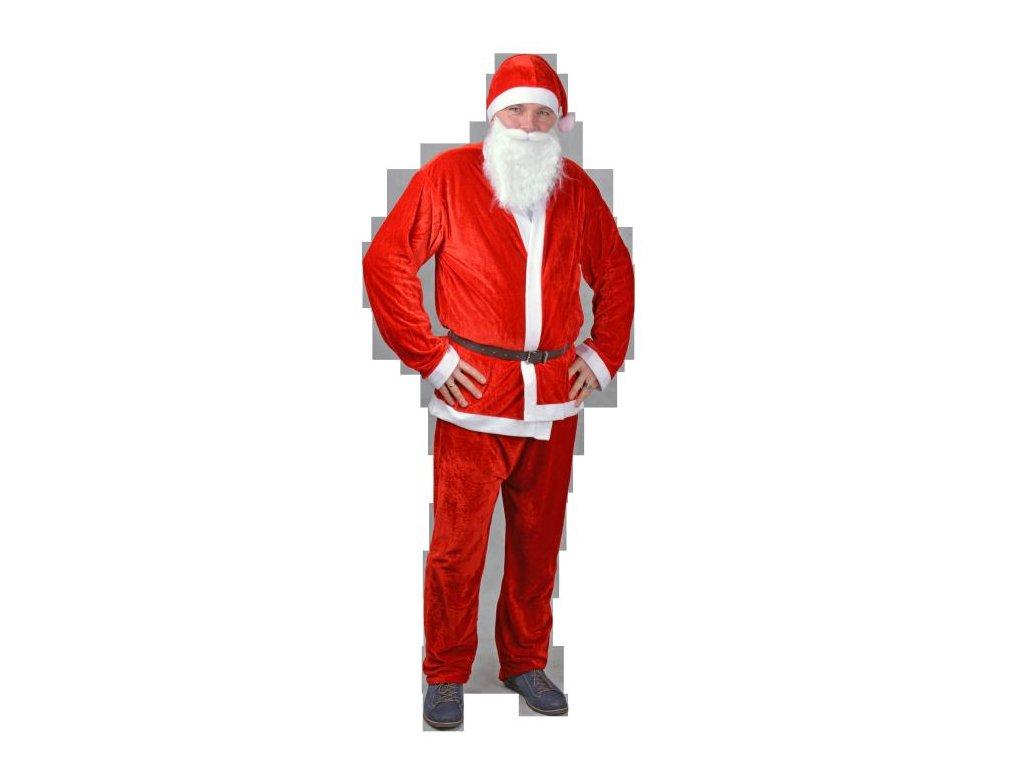 Exkluzivní kostým Mikuláše - Santa Claus - Vánoce