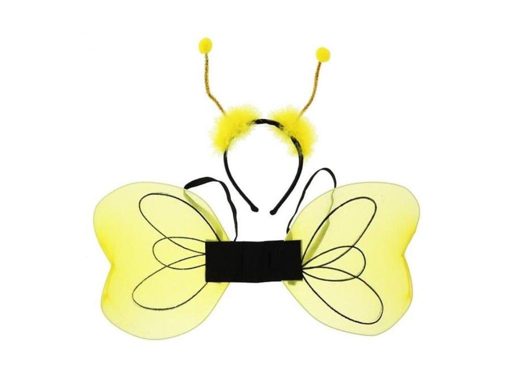 Dětská sada včelka - unisex