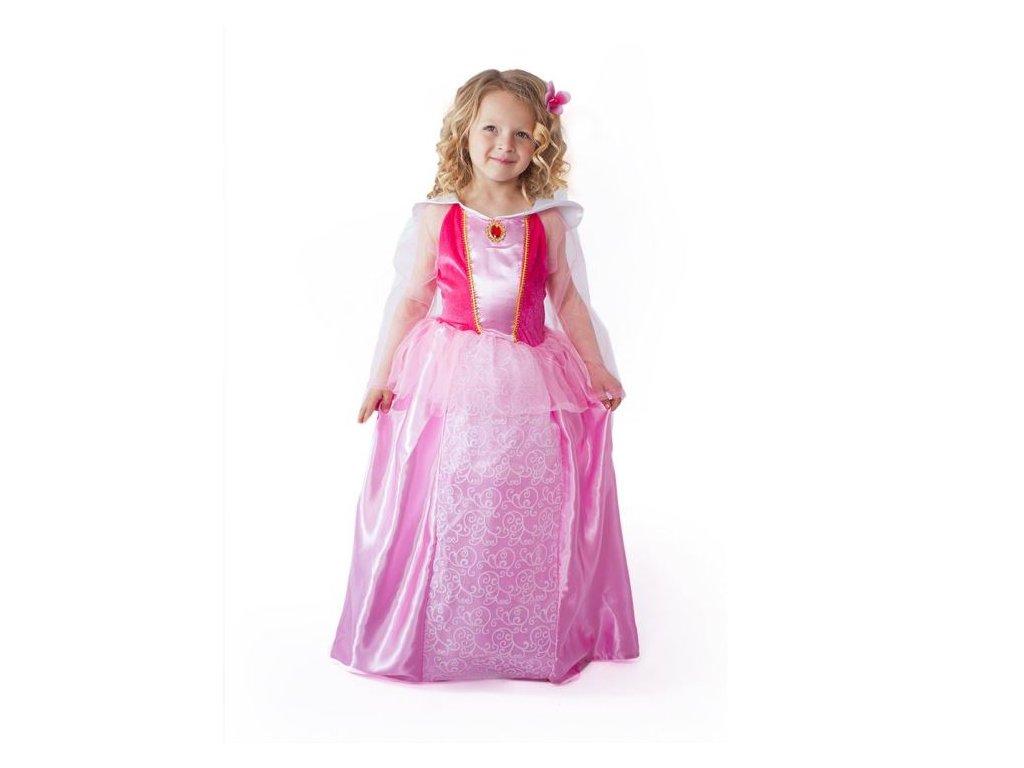 Kostým princezna dětský , vel. M