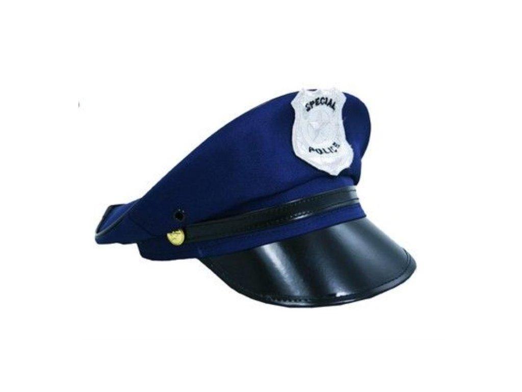 Čepice policejní dospělá - policie