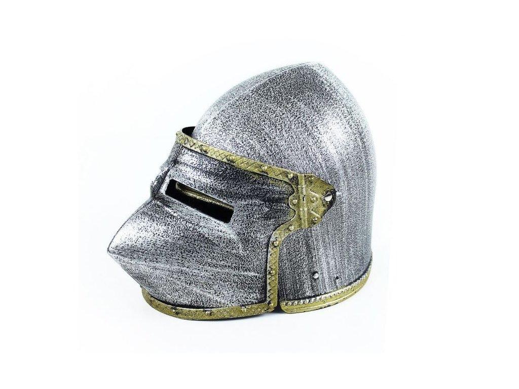Přilba -helma rytířská
