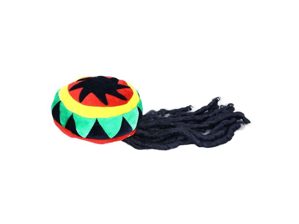 Čepice RASTAMAN - Bob Marley - Reggae