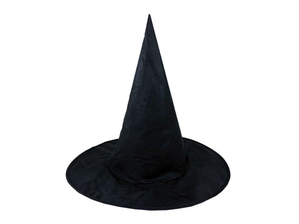 Klobouk čarodějnice - čaroděj dospělý - Halloween