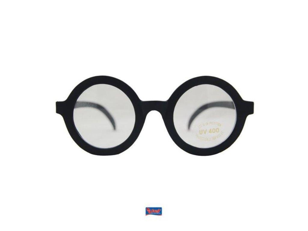 Brýle kouzelník Harry - čaroděj - čarodějnice