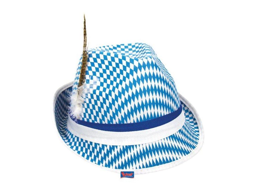 Tyrolský klobouk bavorák dospělý - Oktoberfest