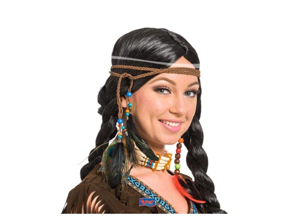 Čelenka indiánka