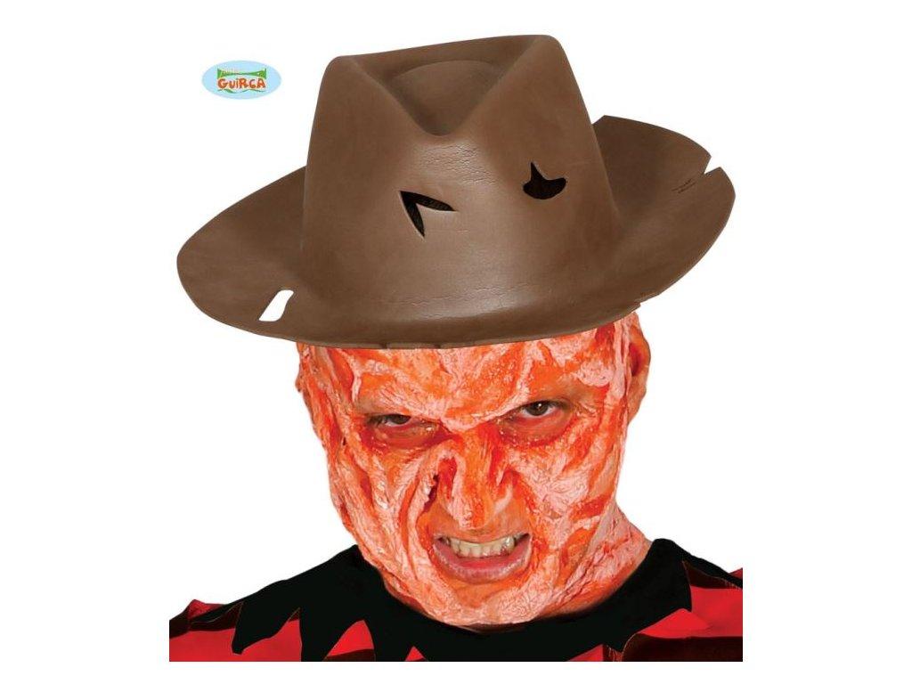 Klobouk Freddy Krueger - Noční můra v Elm Street - Halloween