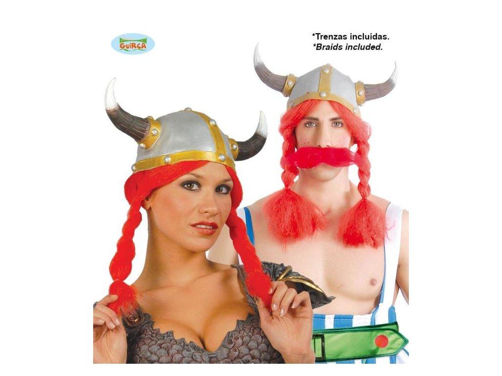 Helma Gál Obelix s copánky