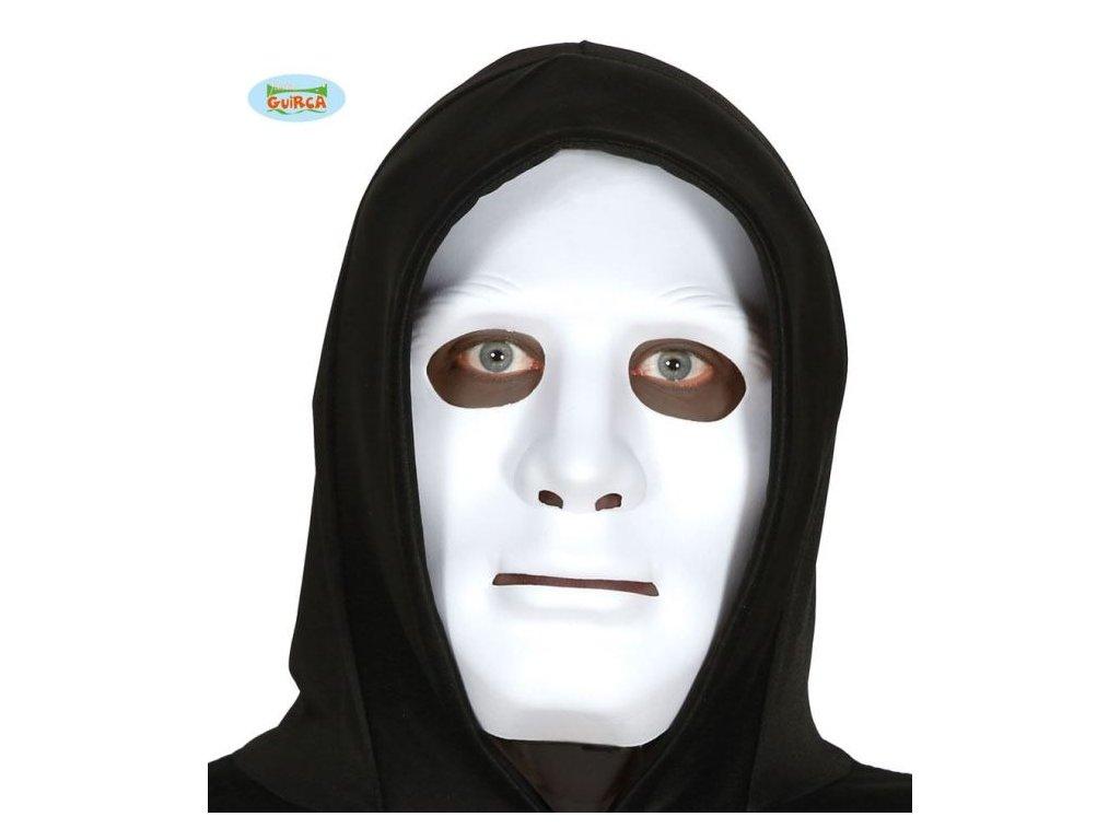 Bíla maska - DNB -Halloween - PVC