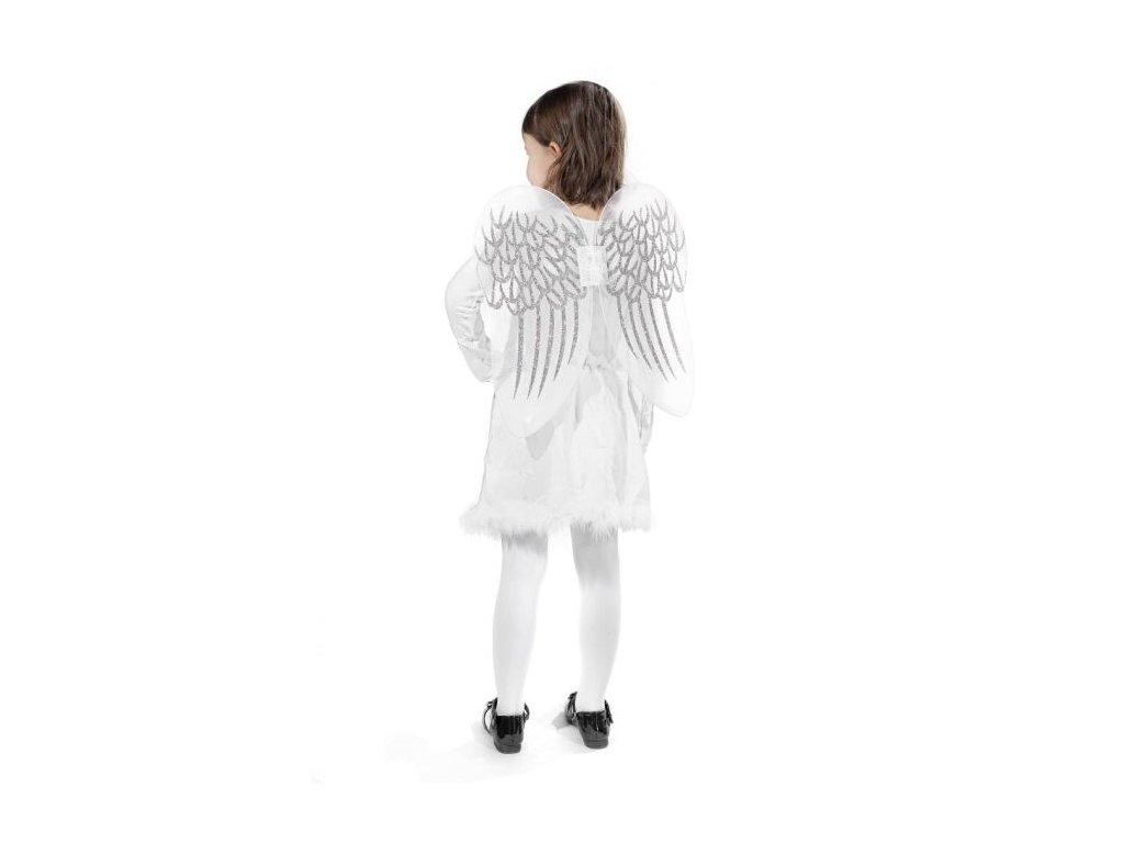 Křídla andělská 46 x 37 cm - Vánoce