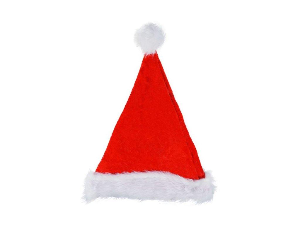 ČEPICE MIKULÁŠ LUX - Santa Claus - Vánoce
