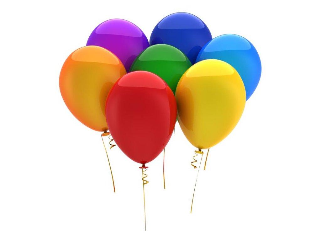 Balonek ks - mix barvy