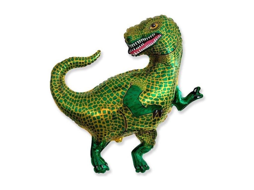 Balón foliový Tyranosaurus - Dinosaurus 60 cm