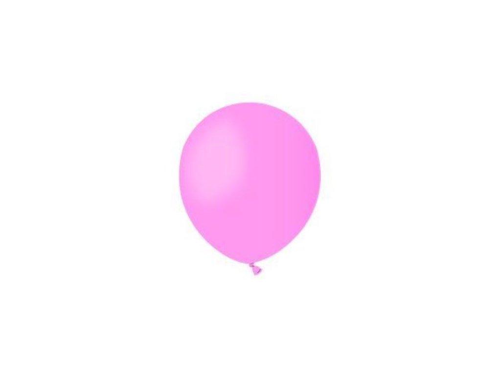 Balónek latexový MINI - 13 cm – Světle růžová 1 KS