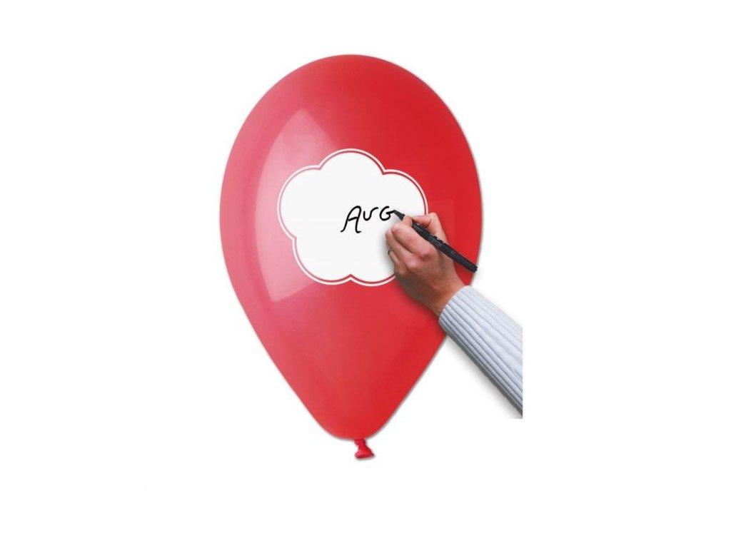 Balónky 30cm pastelové mix - NAPIŠ VZKAZ -1 ks