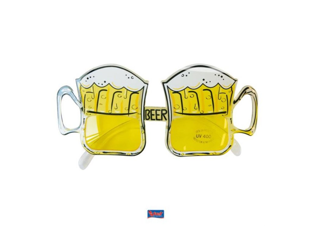 Párty brýle pivo Oktoberfest