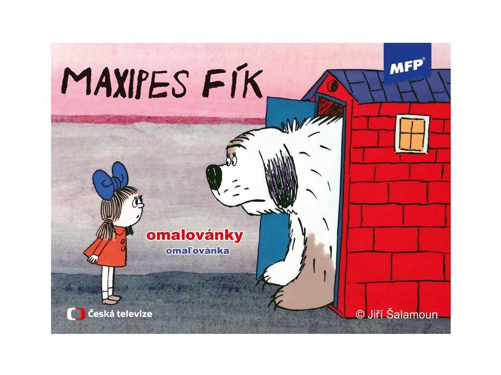 omalovánky Maxipes Fík 5300715