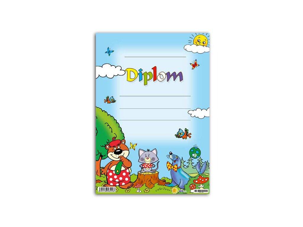 dětský diplom A5 DIP05-003 5300448