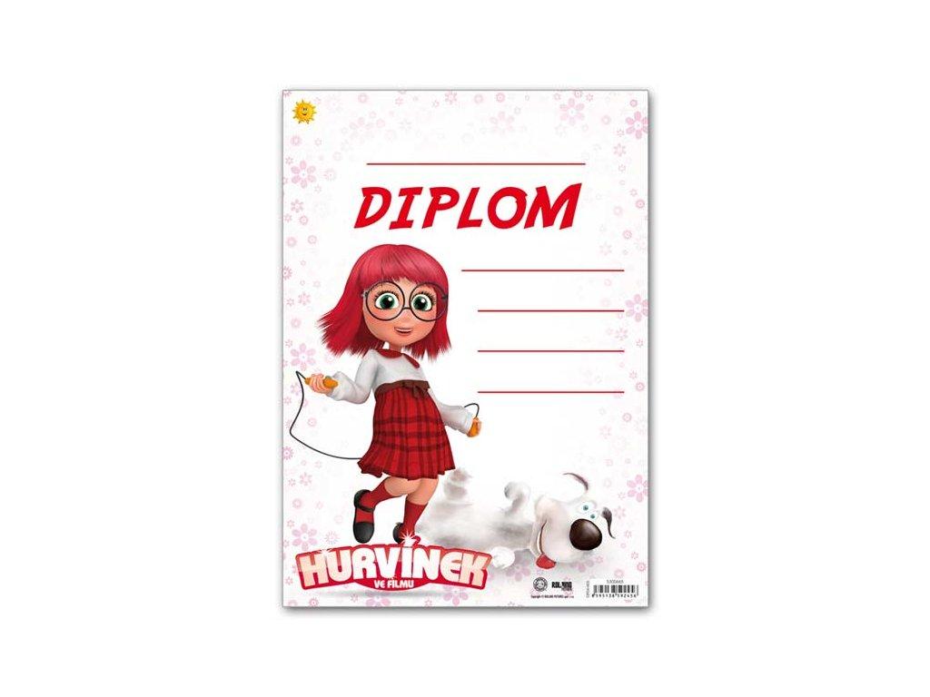 dětský diplom A4 DIP04-H03 5300665