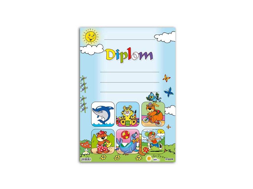 dětský diplom A4 DIP04-001 5300440