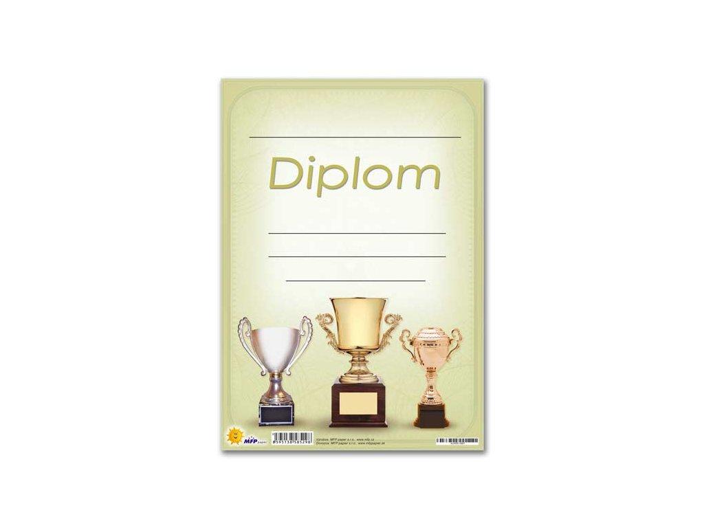 dětský diplom A5 DIP05-007 5300587