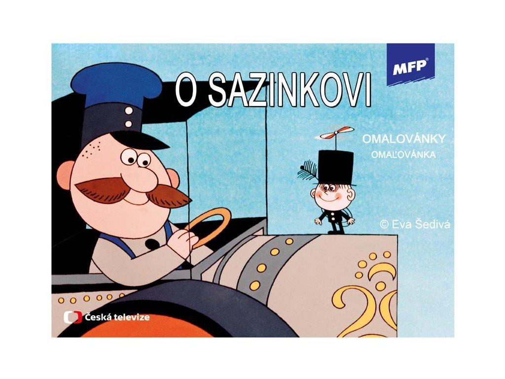 omalovánky O Sazinkovi 5300723