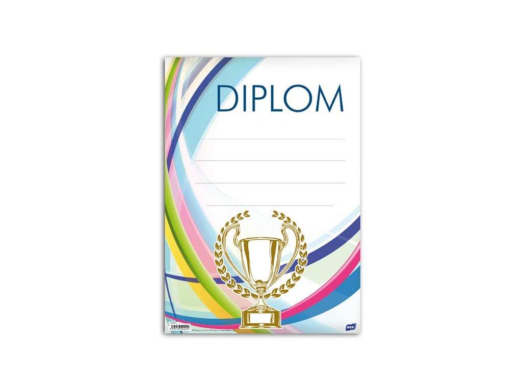 dětský diplom A4 DIP04-012 5300912