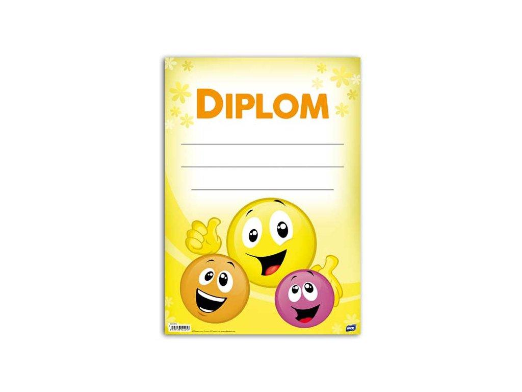 dětský diplom A4 DIP04-013 5300913