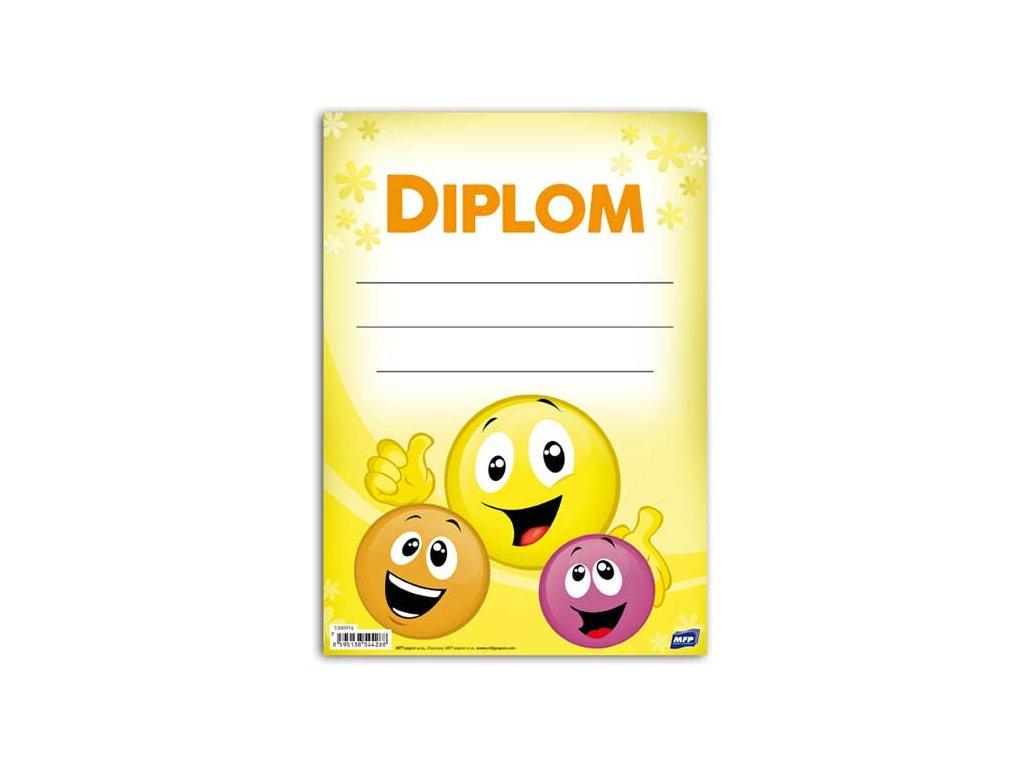 dětský diplom A5 DIP05-009 5300916