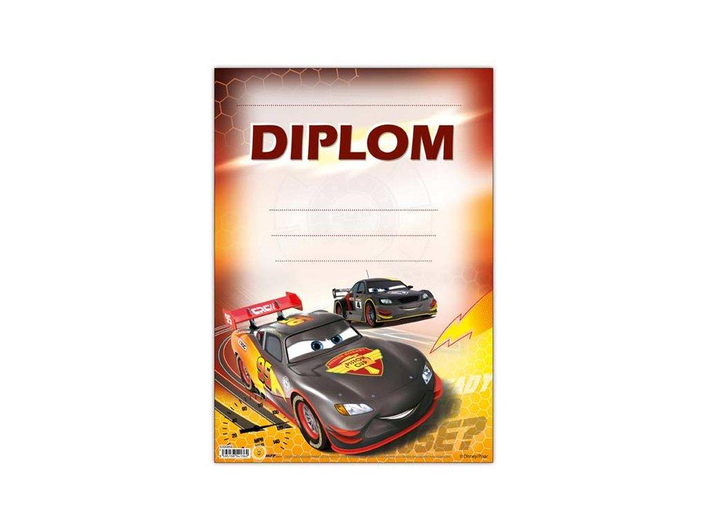 dětský diplom A4 DIP04-Y10 Disney (Cars) 5300858
