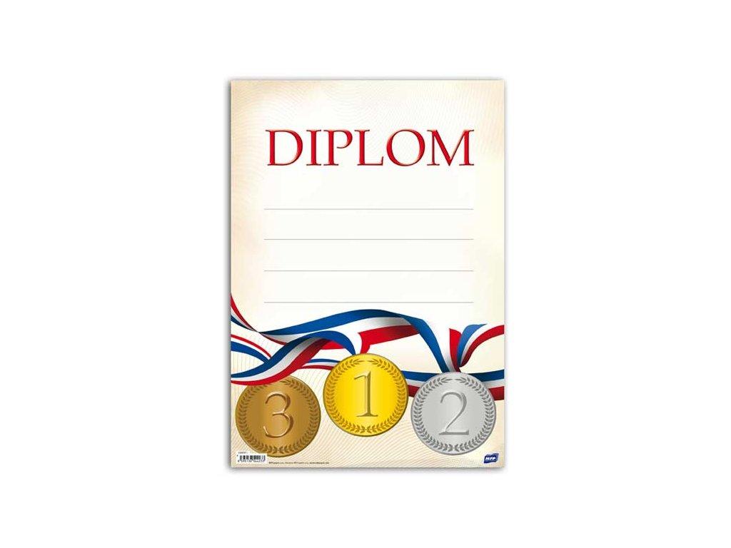 dětský diplom A4 DIP04-011 5300911