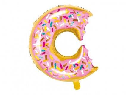 Balón foliový Donut 45 cm - NELZE PLNIT HELIEM