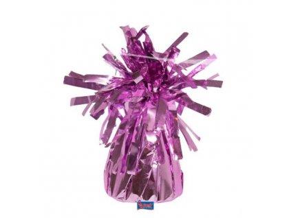 Závaží růžové - Těžítko na balonky 160 g