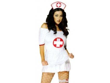 Sada zdravotní sestra - sestřička -3 ks