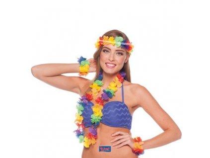 Havajská sada - Hawaiiský Set - 4 kusy