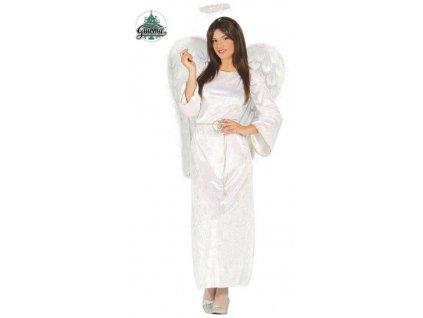 Kostým Anděl vel. L - vánoce