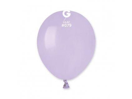 Balónek latexový MINI - 13 cm – Liliová 1 KS