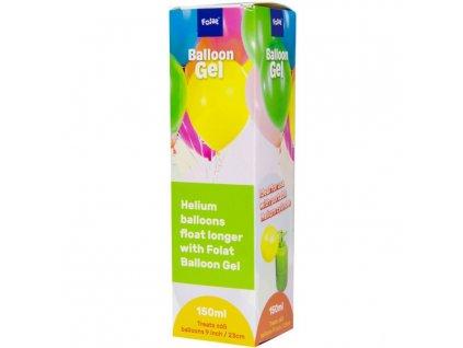 Gel do 65 latexových balónků - 150 ml