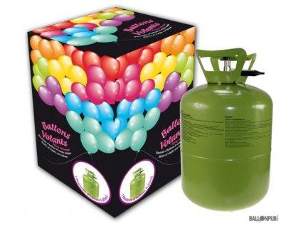 BALLONTIME HELIUM DO BALONKŮ - JEDNORÁZOVÁ NÁDOBA 250 L bez balónků,země původu EU.