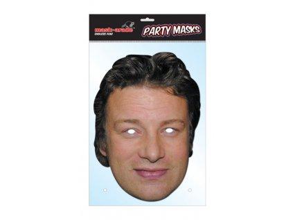 Jamie Oliver - Maska celebrit