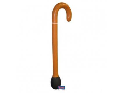 Nafukovací hůl - berle důchodce - 90cm