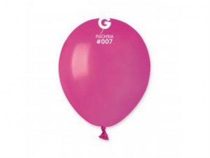 Balónek latexový MINI - 13 cm – Fuchsiová 1 KS