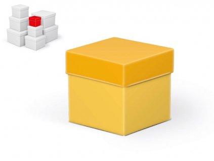 krabice dárková C-C002-A 8x8x8cm 5370786